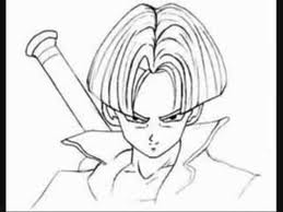 DISEGNI DA COLORARE DI DRAGON BALL Z